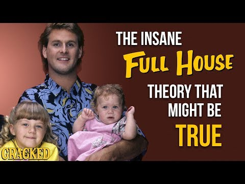Xxx Mp4 The Insane Full House Theory That Might Be True 3gp Sex