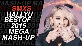SHIMMixes | BEST OF 2015 K-POP MEGA MASH-UP