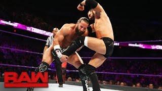 Austin Aries vs. Tony Nese: Raw, May 22, 2017