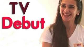 Tara Sharma makes her Tv debut
