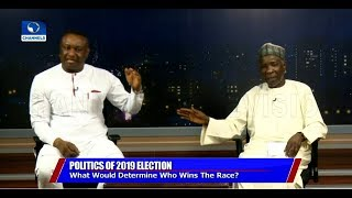 Atiku's Endorsement: Keyamo, Galadima Debate Parties' Chances At Presidential Polls Pt.2