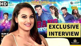 Sonakshi Sinha | Dabang Tour | Exclusive Interview