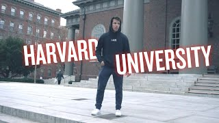 VLOGGING AT HARVARD l Arlin Moore