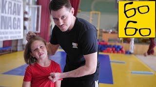 Самооборона для детей с Егором Чудиновским — детская самозащита и безопасность в крав-мага