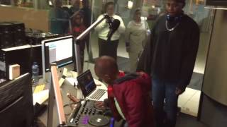 Dj Arch Jnr Live on Metro FM (3yrs)