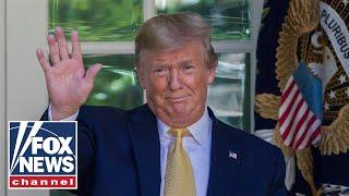 President Trump seeks an international consensus on Iran