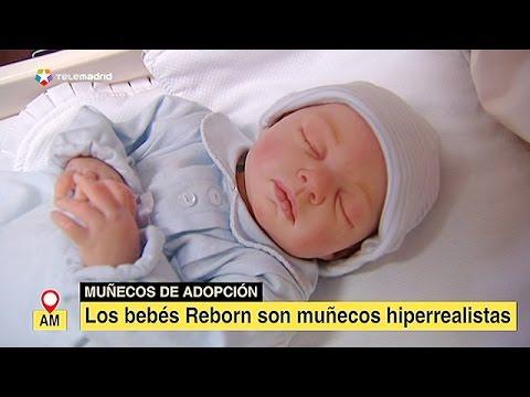 Reborn, muñecos bebé hiperrealistas