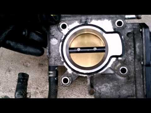 2006 Mazda 3 Throttle Body Removal and Cleaning