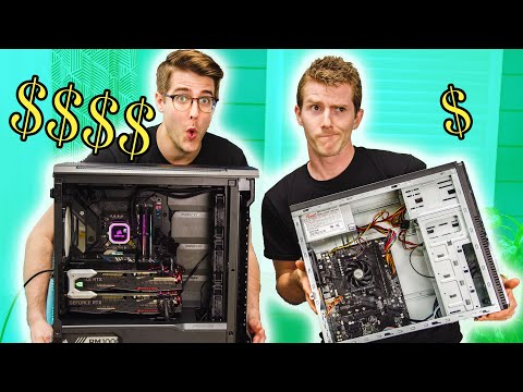 Cheap vs. Expensive Gaming