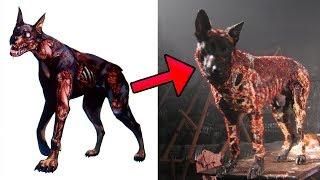 5 مخلوقات في فيلم الشر المقيم يمكن أن تراهم في الحقيقة ..!! 🙀 😮😱