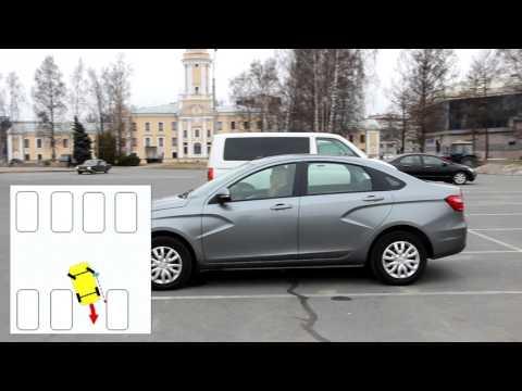 Парковка задним ходом. Мастер-класс для начинающих автоледи. - videooin.com - Watch High Quality Videos