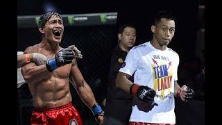 Brotherhood Before Belts: Honorio Banario has no interest in facing Eduard Folayang