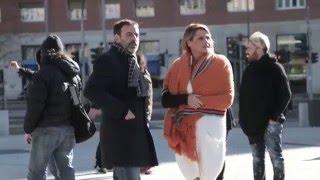 Simona Ventura e Fausto Brizzi, amici al lavoro per il nuovo spot PittaRosso [Anteprima spot 2016]