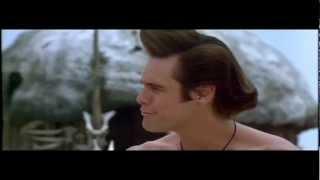 Ace Ventura When Nature Calls: Tribal Fight (Full Scene)