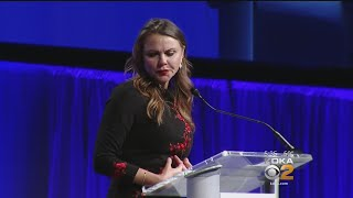 60 Minutes' Correspondent Lara Logan Opens Up About Surviving Sexual Assault, Breast Cancer