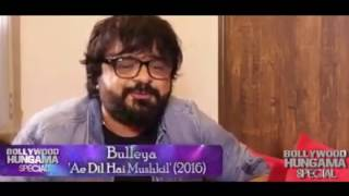 Bulleya Unplugged By Pritam  Ae Dil Hai Mushkil Exclusive