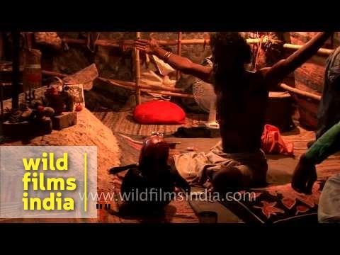 Xxx Mp4 Aghori Baba Performing Black Magic Haridwar 3gp Sex