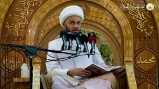 كيف نعبد الله و لا نراه - الشيخ زمان الحسناوي