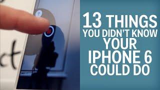 13 Hidden iPhone 6 Tricks