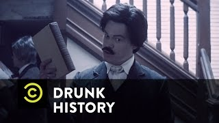 Drunk History - Edgar Allan Poe Feuds with Rufus Griswold