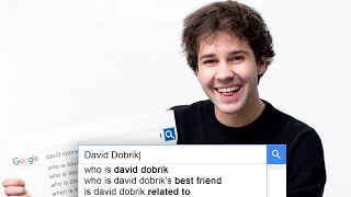 David Dobrik Answers the Web