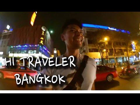 Wisata Malam Bangkok Zulfikar Naghi Hi Traveler Eps 7 Xiomi Yi Camera