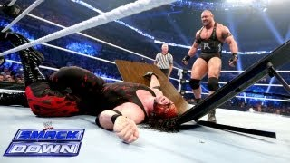 SmackDown - Kane vs. Ryback: SmackDown, June 7, 2013