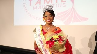 Miss Tamil Mauritius 2016 Finale