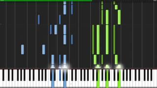 myuu - Lament | Piano Tutorial + Sheet Music