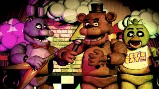 Let's Talk about Five Nights at Freddy's