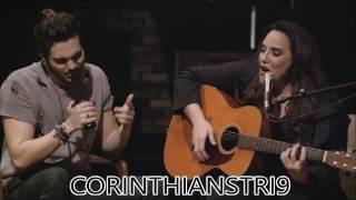 Luan Santana - Plano da Meia Noite ft Ana Carolina(Clipe Oficial) (DVD 1977) CORINTHIANSTRI9