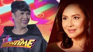 It's Showtime adVice: How Charo Santos started on ABS-CBN