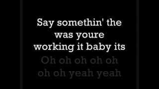 Say Somethin' - Austin Mahone (NEW SINGLE) Studio Version Lyrics