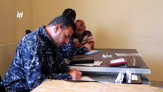 """""""محمد سعيد البطل"""" مقاتل من مدينة نوى  فقد سبعة من أفراد عائلته دفعة واحدة"""