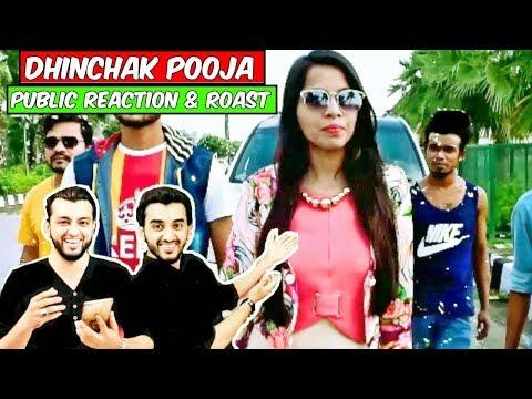 Xxx Mp4 Public Reaction ROAST Of Dhinchak Pooja L The Baigan Vines 3gp Sex