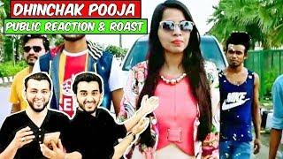 Public Reaction l Dhinchak Pooja - Dilon ka shooter l The Baigan Vines