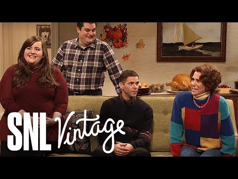 Surprise Lady Thanksgiving SNL