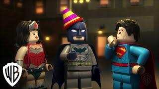 Batman's Birthday clip - LEGO DC Comics Super Heroes - Justice League: Gotham City Breakout