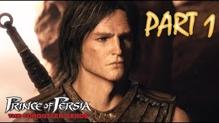 Prince Of Persia The Forgotten Sands Playthrough Hindi Gameplay Part 1
