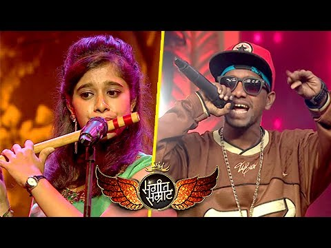 Sangeet Samrat | Zee Yuva Reality Show | Performances By Contestant | Kranti Redkar & Adarsh Shinde