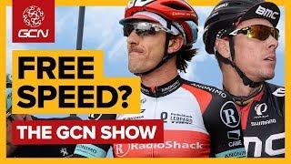 Free Speed? Peak Up Vs Peak Down | The GCN Show Ep. 268