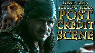 Full Post Credit Scene Pirates Of The Caribbean Dead Men Tell No Tales Explained