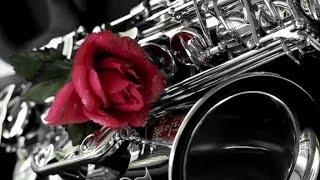 Saxophone romantic music (instrumental love songs)