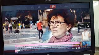 The interview about Catalonia that BBC World doesn