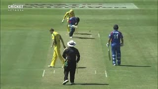 Match highlights: Voges stars in Festival of Cricket