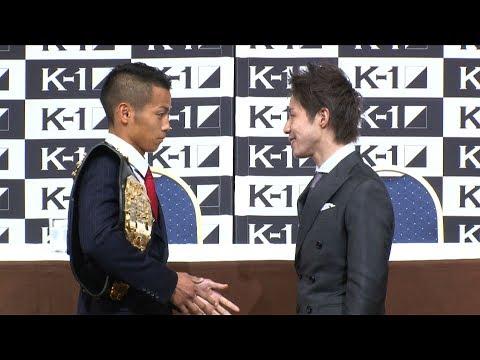 Xxx Mp4 「K 1 WORLD GP」3 21(水・祝)さいたま タイトルマッチ会見 第2部 前日会見 3gp Sex