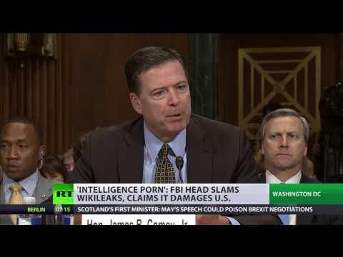 Xxx Mp4 WikiLeaks Is About Intelligence Porn Russia Greatest Threat To US Democracy – FBI Chief 3gp Sex