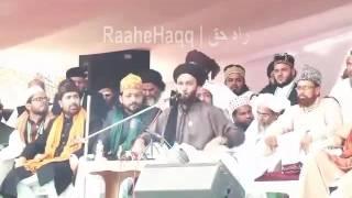 Pir Saqib Iqbal Shami Exposing Dr Tahir ul Qadri in India at Sufi Conference