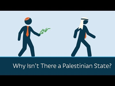 Why Isn't There a Palestinian State?