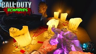 SCARIEST ZOMBIE MAP YET. (Black Ops 3 Zombies Custom Zombies Map Mods)